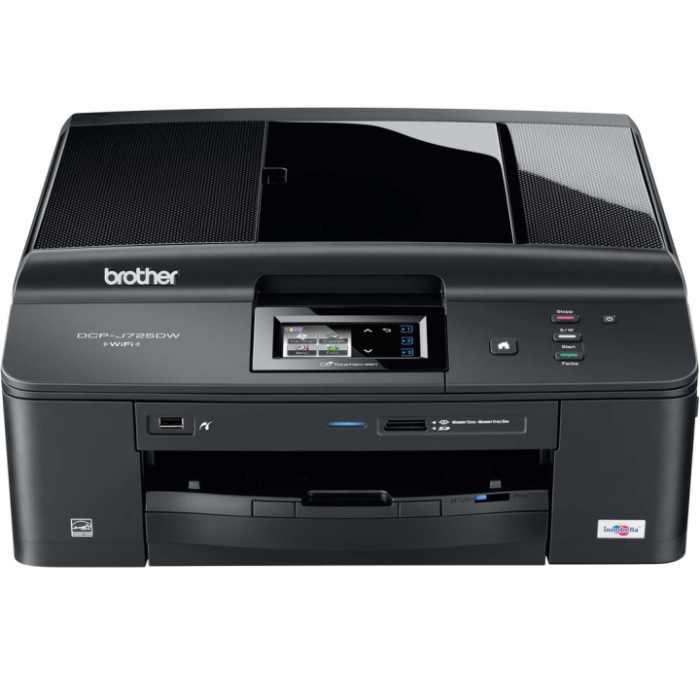 Brother DCP-J925DW Ink Cartridges