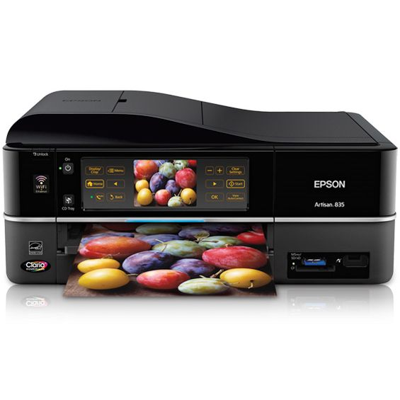 Epson Artisan 835 Ink Cartridges