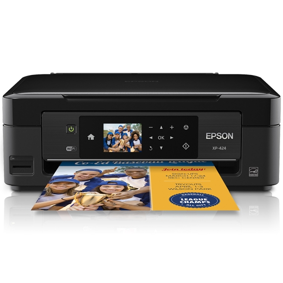 Epson Expression Home XP-424 Ink Cartridges