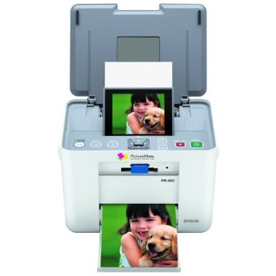 Epson PictureMate Dash PM 260 Ink Cartridges