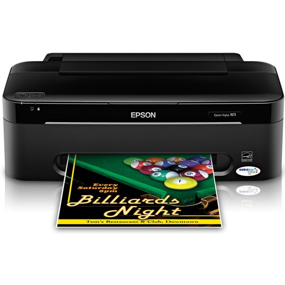 Epson Stylus N11 Ink Cartridges