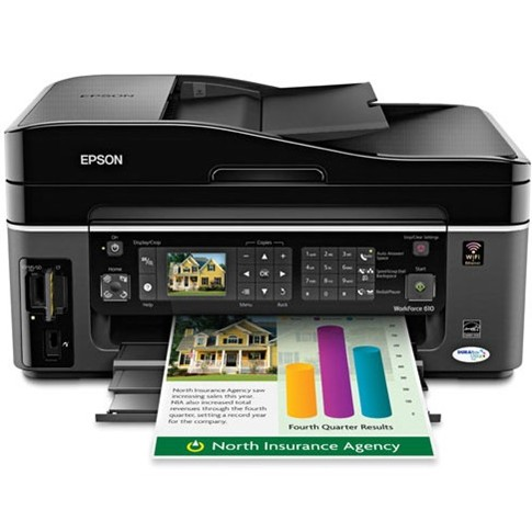 Epson WorkForce 323 Ink Cartridges