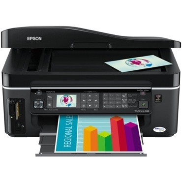 Epson WorkForce 500 Ink Cartridges