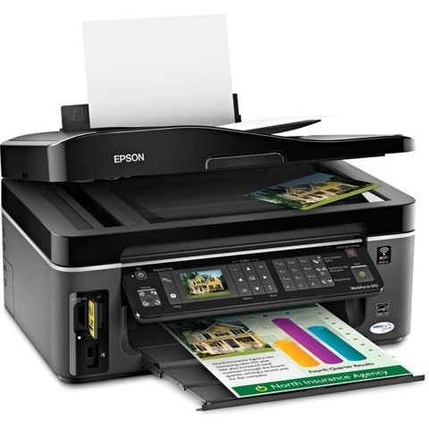 Epson WorkForce 610 Ink Cartridges