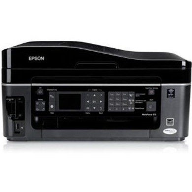 Epson WorkForce 615 Ink Cartridges