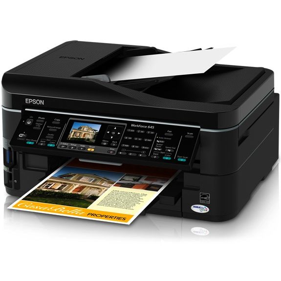 Epson WorkForce 645 Ink Cartridges