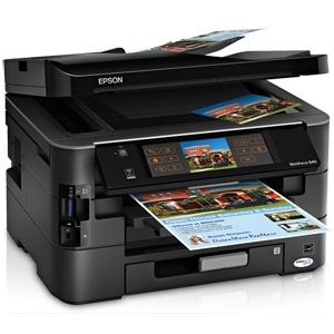 Epson WorkForce 840 Ink Cartridges