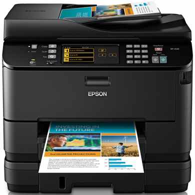 Epson WorkForce Pro WP-4540 Ink Cartridges