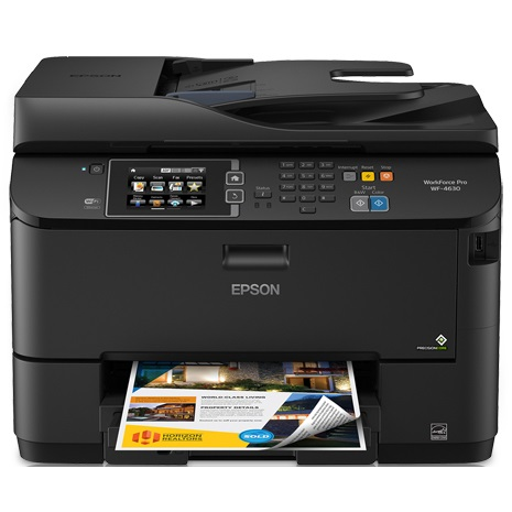 Epson WorkForce Pro WF-4630 Ink Cartridges