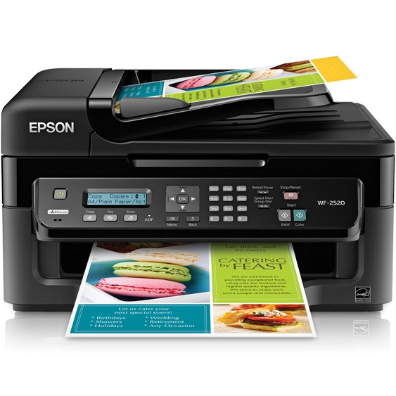 Epson WorkForce WF-2520 Ink Cartridges