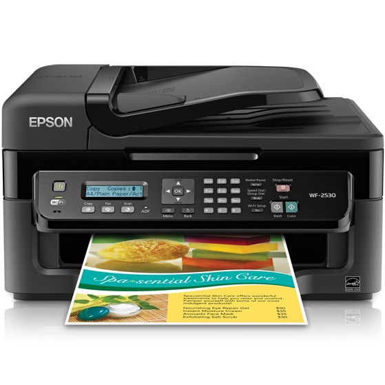 Epson WorkForce WF-2530 Ink Cartridges