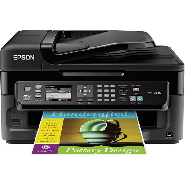 Epson WorkForce WF-2540 Ink Cartridges