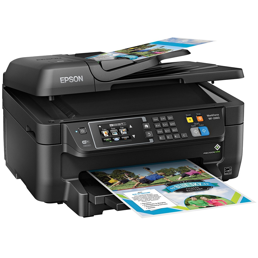 Epson WorkForce WF-2630 Ink Cartridges