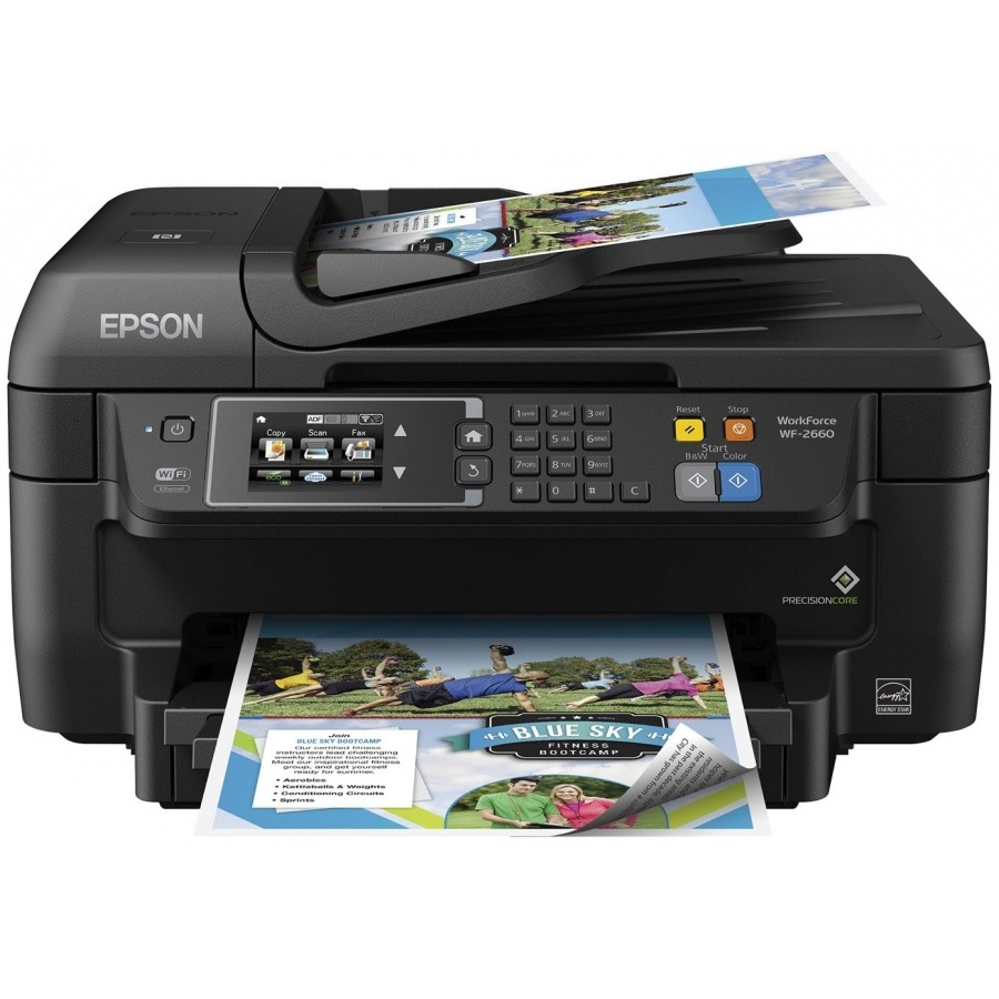 Epson WorkForce WF-2660 Ink Cartridges