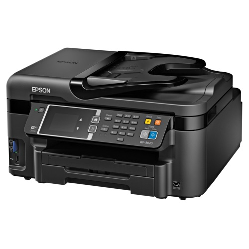 Epson WorkForce WF-3620 Ink Cartridges