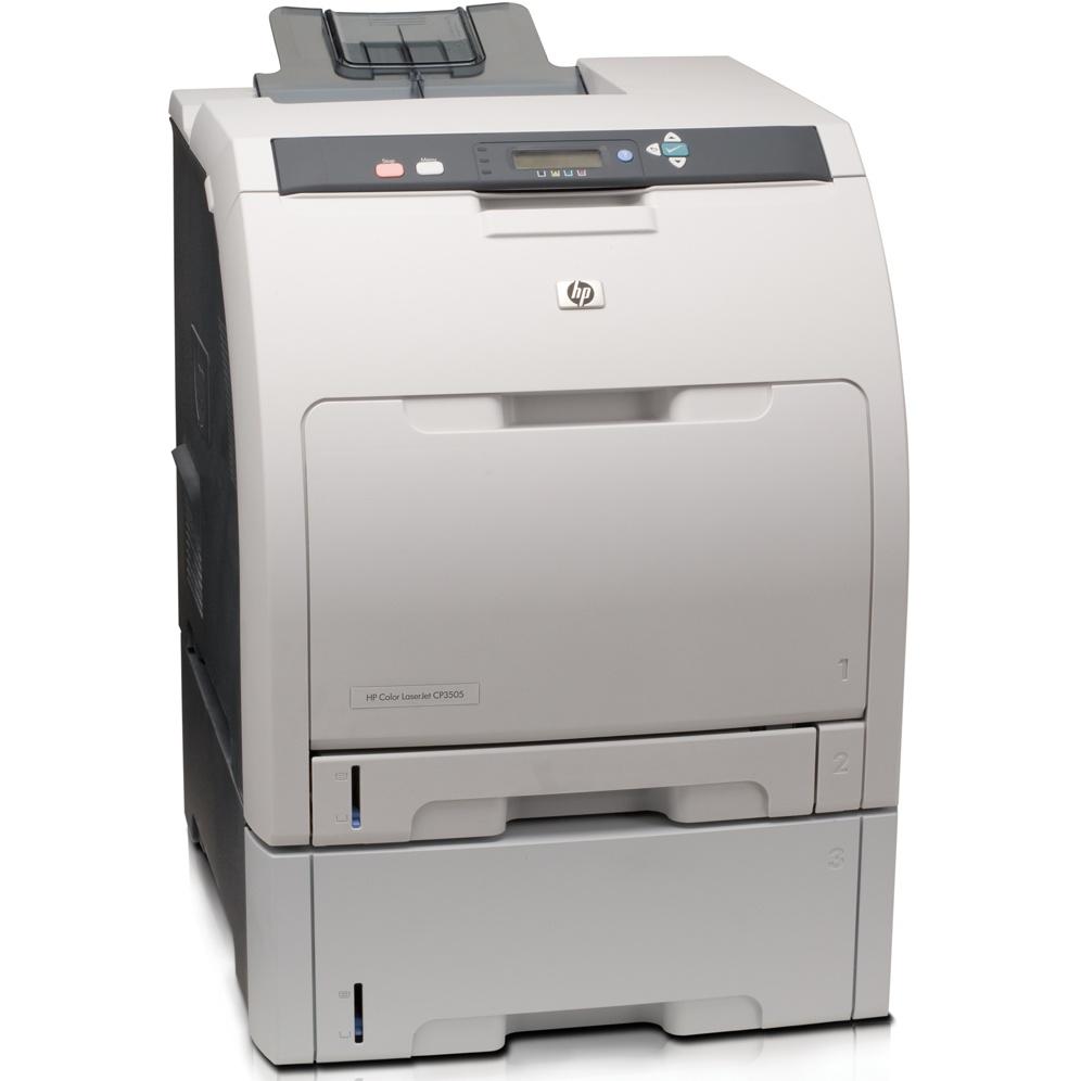 HP LaserJet CP3505 Toner Cartridges