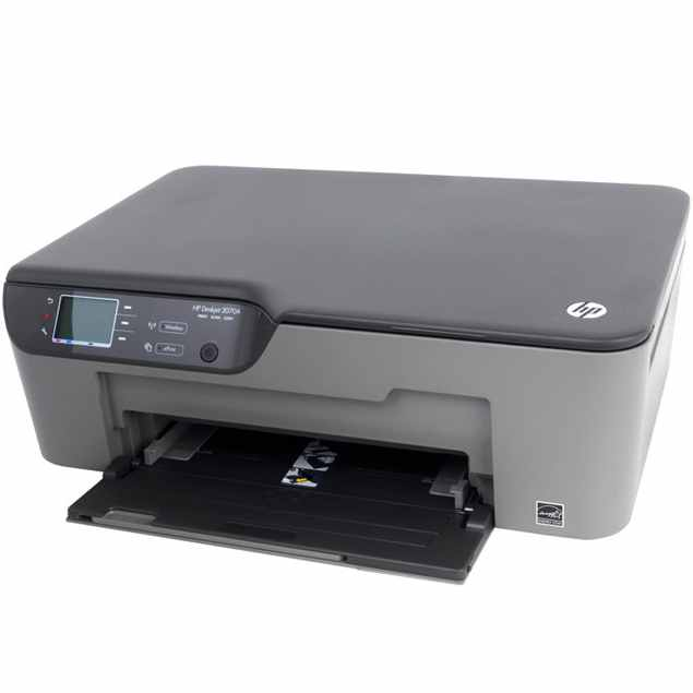 HP Deskjet 3070a Ink Cartridges