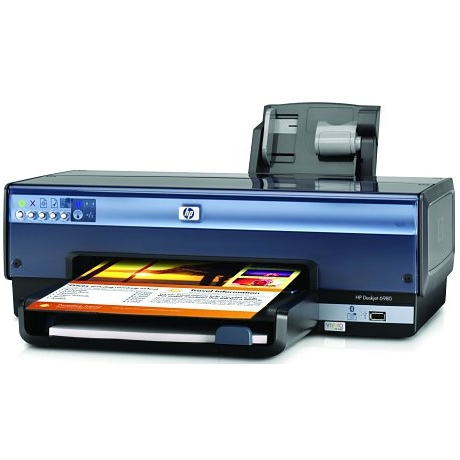 HP Deskjet 6980 Ink Cartridges