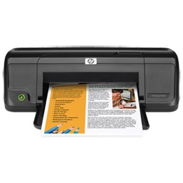 HP Deskjet D1668 Ink Cartridges