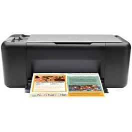 HP Deskjet F4435 Ink Cartridges