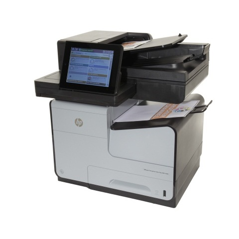 HP OfficeJet Enterprise flow MFP X585z Ink Cartridges