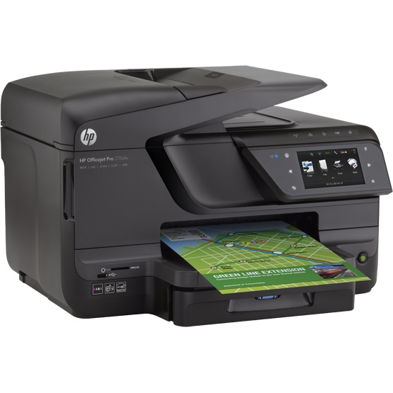 HP OfficeJet Pro 276dw Ink Cartridges