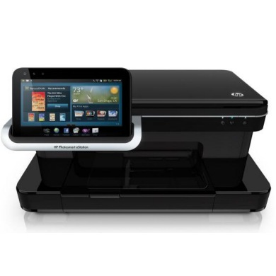 HP Photosmart eStation e-All-in-One - C510a Ink Cartridges