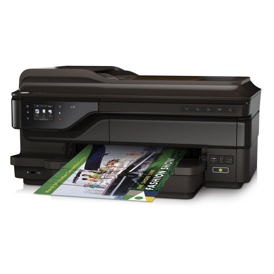 HP OfficeJet 7312 Wide Format e-All-in-One Ink Cartridges