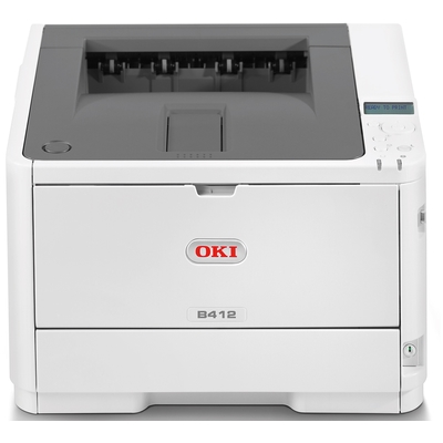 Okidata B412dn Toner Cartridges