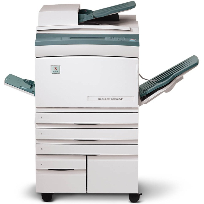 Xerox Document Centre 545 Toner Cartridges