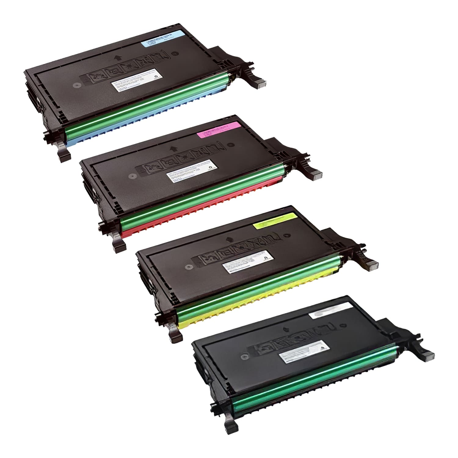 Remanufactured Dell 2145 Toner High Capacity Pack - 4 Cartridges
