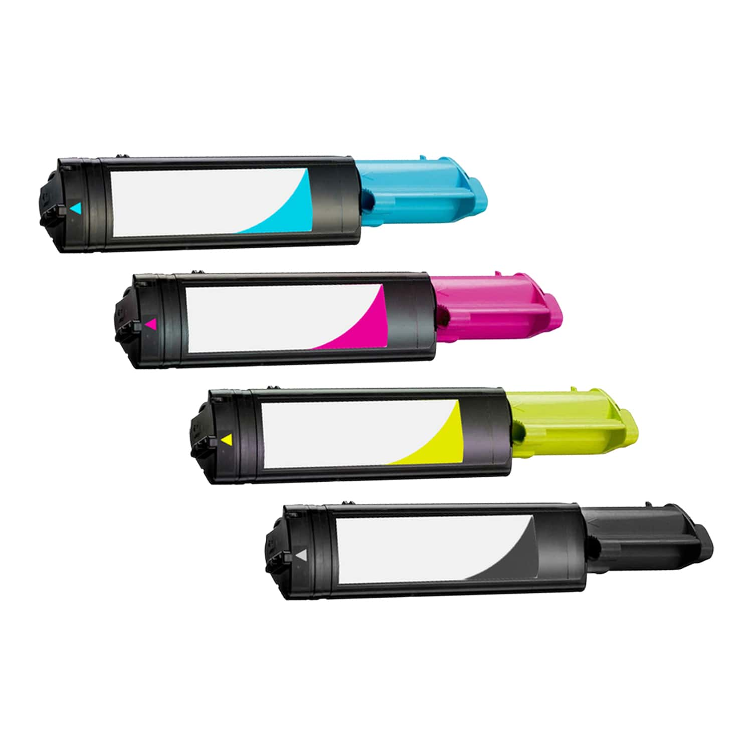 Remanufactured Dell 3000-3100 Toner High Capacity Pack - 4 Cartridges