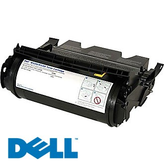 Genuine Dell 310-7238 Black Toner Cartridge