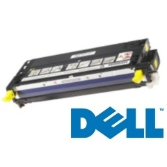 330-1204 Toner Cartridge - Dell Genuine OEM (Yellow)