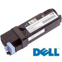 Genuine Dell 330-1417 Cyan Toner Cartridge