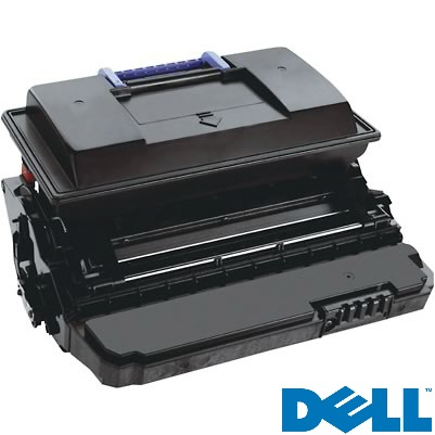Genuine Dell 330-2044 Black Toner Cartridge