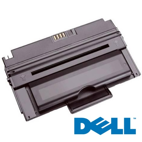 Genuine Dell 330-2208 Black Toner Cartridge