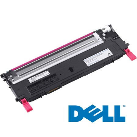 330-3014 Toner Cartridge - Dell Genuine OEM (Magenta)