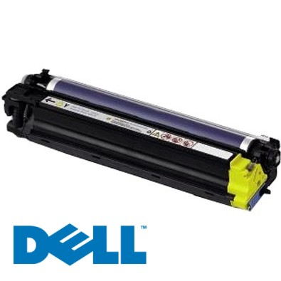 Genuine Dell 330-5853 Yellow Imaging Drum