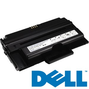 331-0611 Toner Cartridge - Dell Genuine OEM (Black)