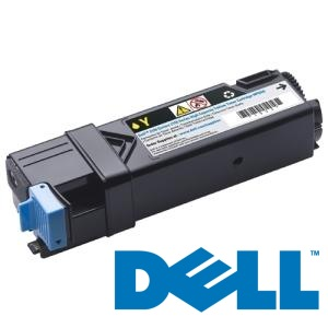 331-0718 Toner Cartridge - Dell Genuine OEM (Yellow)