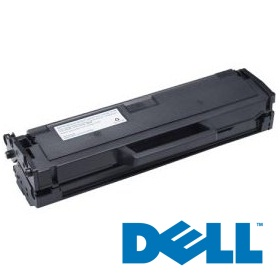 331-7335 Toner Cartridge - Dell Genuine OEM (Black)