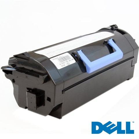 331-9756 Toner Cartridge - Dell Genuine OEM (Black)