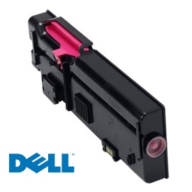 593-BBBP Toner Cartridge - Dell Genuine OEM (Magenta)