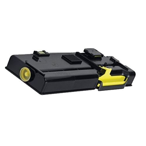 593-BBBR Toner Cartridge - Dell Compatible (Yellow)