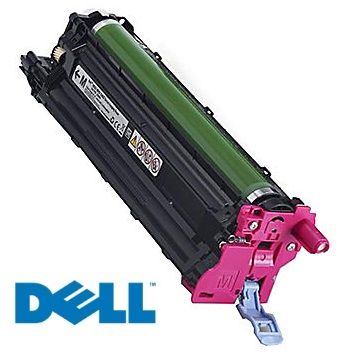 593-BBPH Drum Unit - Dell Genuine OEM (Magenta)
