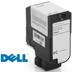 593-BBXY Toner Cartridge - Dell Genuine OEM (Cyan)