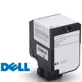 593-BBYF Toner Cartridge - Dell Genuine OEM (Black)