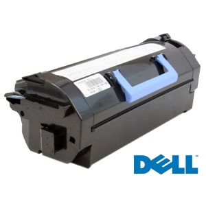 593-BBYR Toner Cartridge - Dell Genuine OEM (Black)