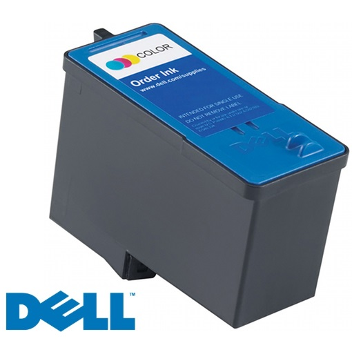 DH829 Ink Cartridge - Dell Genuine OEM (Color)